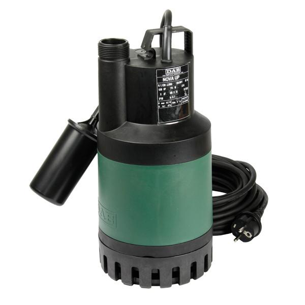 Submerged motor pump Nova UP 300 MA 10 m cable