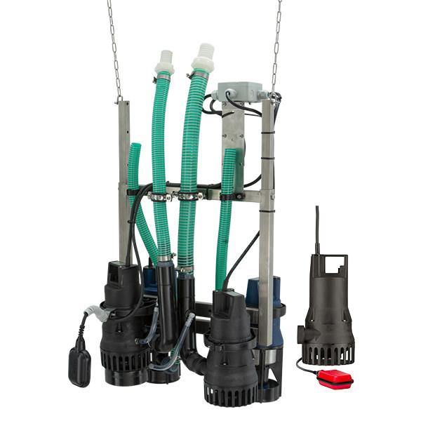 AQUAMAX® PRO GZ 17-50 / 25 m 17-50 PT / 25 m cable