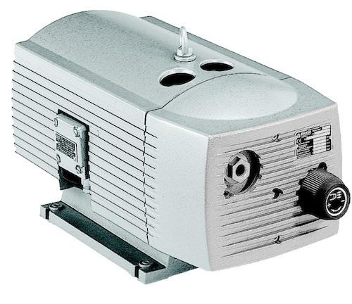 Becker rotary vane compressor DT 4.10