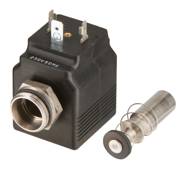 Solenoid valve MIT suitable for batchpur® plants