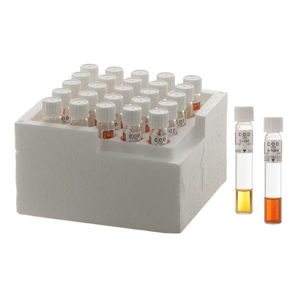 Cuvette test COD Vario 0 – 150 mg/l