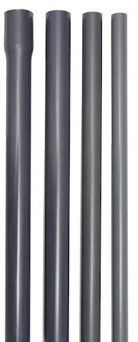 PVC pressure pipe 40 mm x 3.0 mm, 16 bar