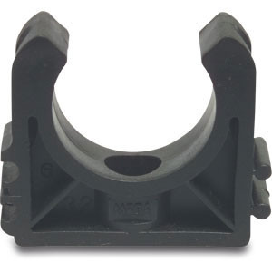 Pipe clip 50 mm (10 pce/pack)