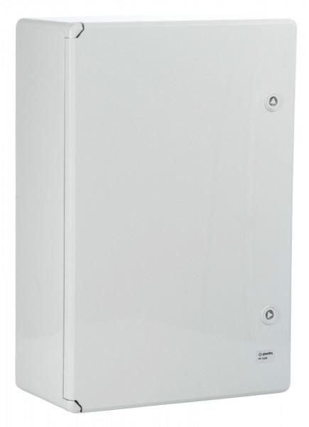 Plastic control cabinet 500 x 400 x 240 mm