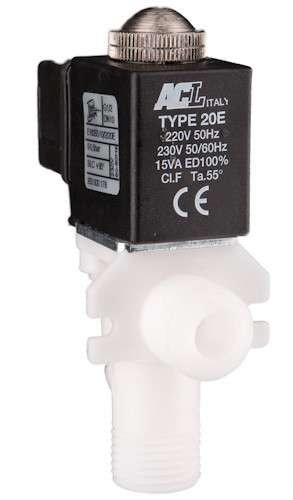 Solenoid valve G1/2 for example, for AQUAstar® plants
