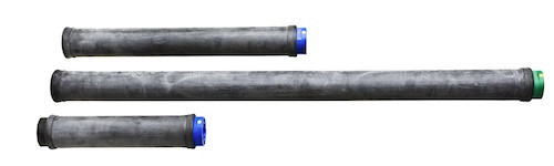 """EPDM Tube aerator 560 mm, ¾"""" connection"""