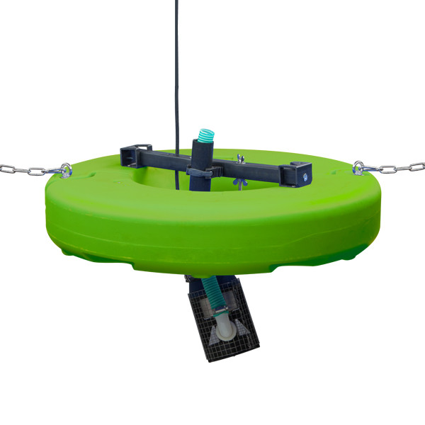 Water aerator AQUA 5S incl. 20 m cable