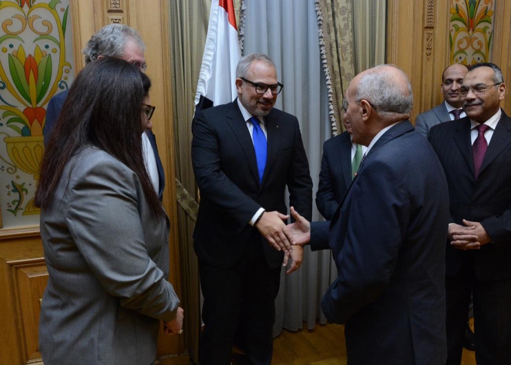 Markus Baumann und Mohamed Saed el-Assar