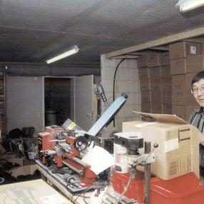 Fertigung von AQUAmax® Einbausätzen in Kellerräumen in Borlefzen