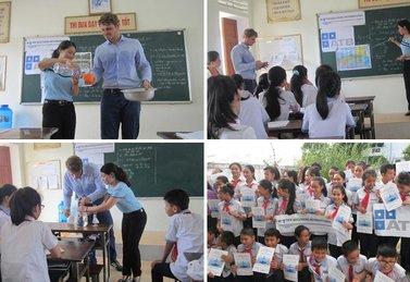 CSR-Projekt: Abwasserreinigung in Vietnam