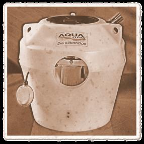 Ur- AQUAmax® Anlage