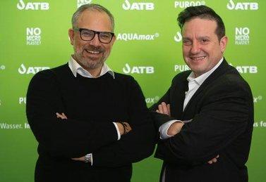 Markus Baumann und Murat Ceylan - Geschäftsführung bei ATB